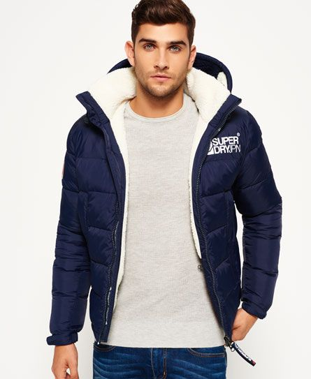 Superdry jacke about you