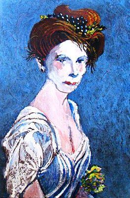 La marquise Renée Elonie de Cambremer
