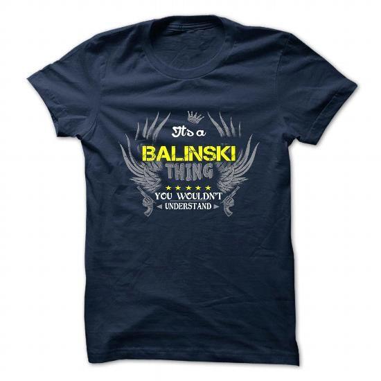 BALINSKI T-Shirts, Hoodies (19$ ===► CLICK BUY THIS SHIRT NOW!)