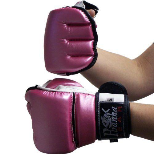 Piranha Gear MMA Pro Wrap Gel Pink Fight Gloves by Piranha Gear. $35.99. http://notloseyourself.com/detailp/dpwif/Bw0i0f8s0jTvZtJzEgUm.html