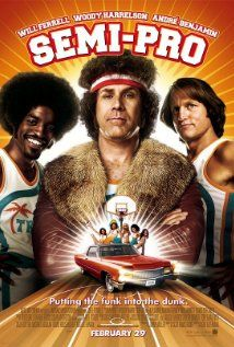 Semi Pro Jackie Moon The Owner Coach Player Of The American