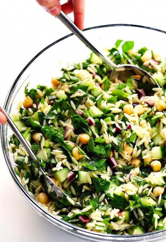 Photo of 13 mediterrane Mittagessen, die die Mahlzeiten am Schreibtisch verbessern