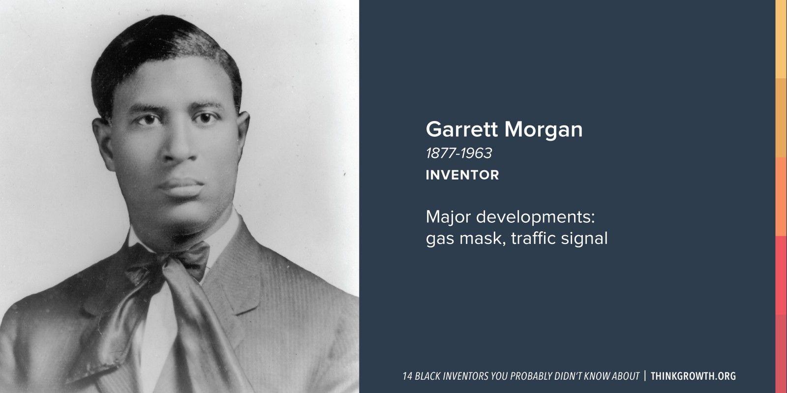 Stop Light   Gas Mask   Garrett Morgan   Morgan First Created The U201csafety  Hoodu201d To Help Firefighters Navigate Smokey Buildings, Later Modifying It To  Carry ...