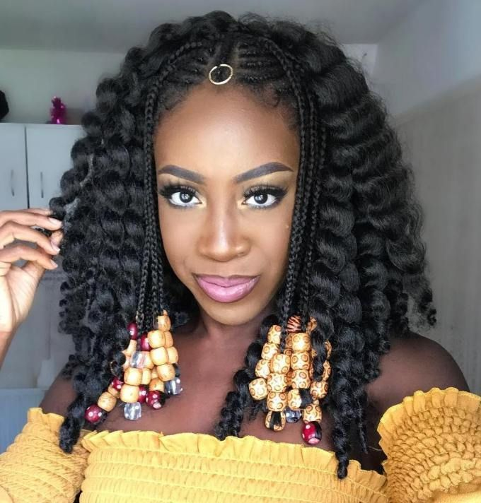 20 Trendiest Fulani Braids For 2019 Fulani braids, also called Bo braids or braids with beads, are in trend now We have found 20 beautiful Fulani-inspired hairstyles, starting from minimalistic loose  If you're not old enough to have heard of actress Bo Derek, you're probably at least old enough to know braids hairstyles  videos | braids hairstyles  short | braids hairstyles  for boys | braids hairstyles  protective styles | braids hairstyles  summer #fulani #braids #braidshairstyles