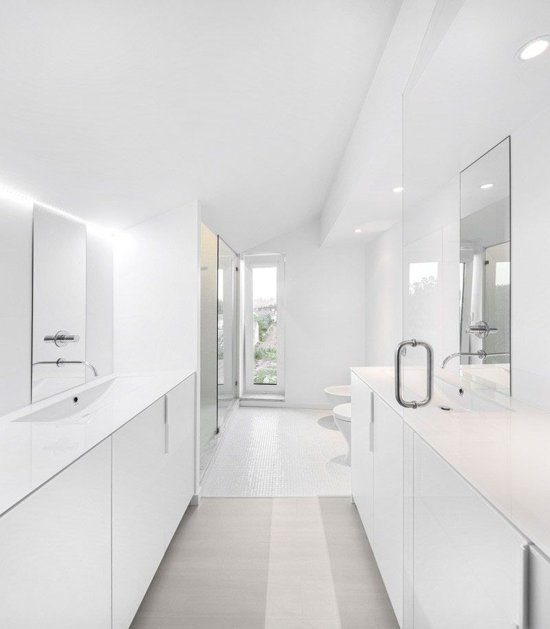 Bathroom Design Idea - Create a Luxurious Spa-Like Bathroom At Home ...