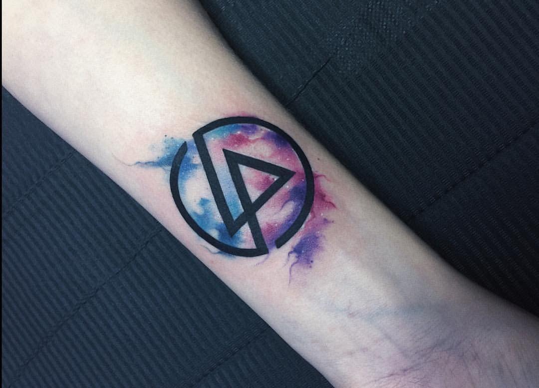 Linkin Park Tattoo Tattoos Forearm Band Tattoos Linkin Park