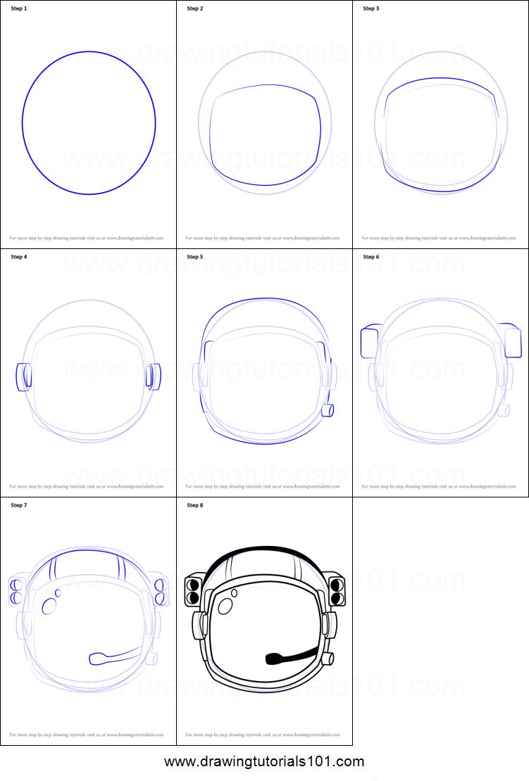 Astronaut Helmet Draw (Page 1) - Line.17QQ.com