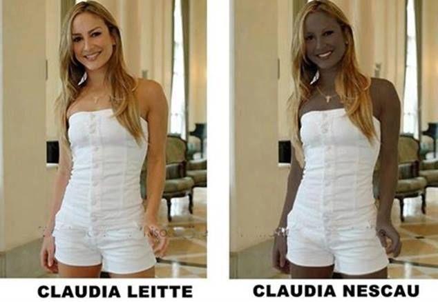 Excepcional fotos imagens engracadas whatsapp facebook claudia leite e nescau  PT81