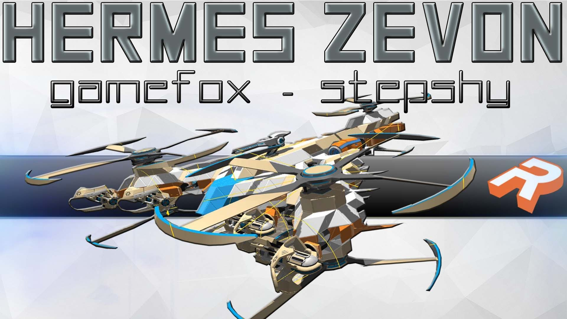 "Search for bot ""Hermes Zevon' on the Crf! or users ""voidemere"" for the chasis or ""stepshy"" for the full, premium bot. Another Rework from the talented Stepsh..."