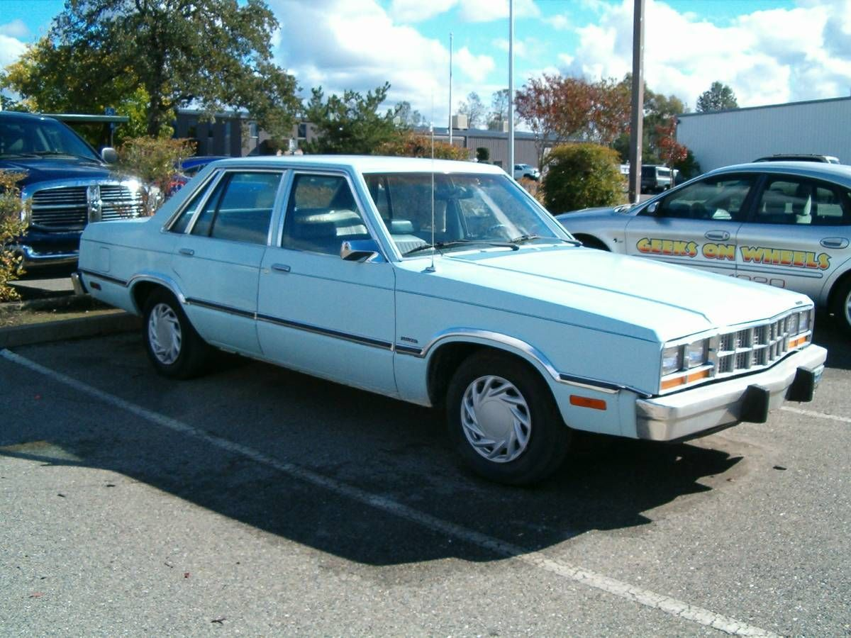 1982 Ford Fairmont White Google Search In 2020 Fairmont Ford Cars Trucks