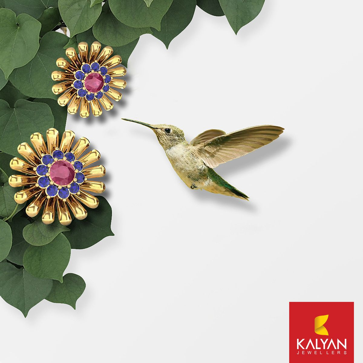 #kalyanjewellers #stayhome #staysafe #thistooshallpass #trustnature #natureheals #fightcovid19