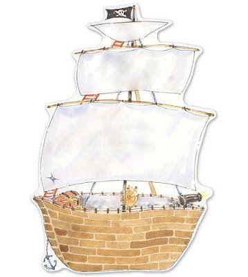 Fiesta de piratas: invitaciones para imprimir gratis. | Fiesta ...