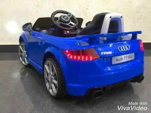 Audi Tt Rs 12v Azul Ac Je1198 Rebajas Junio