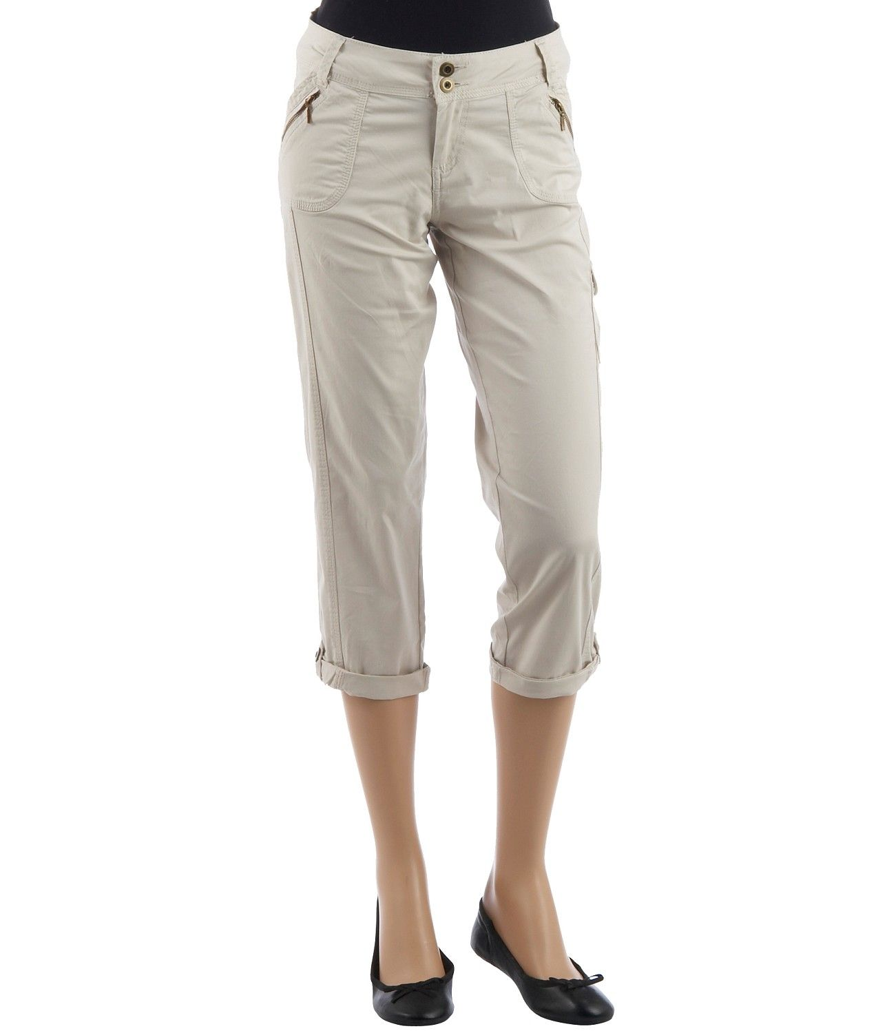 Capri Pants for Women | Buy Pantalons woman's - Women's capri ...