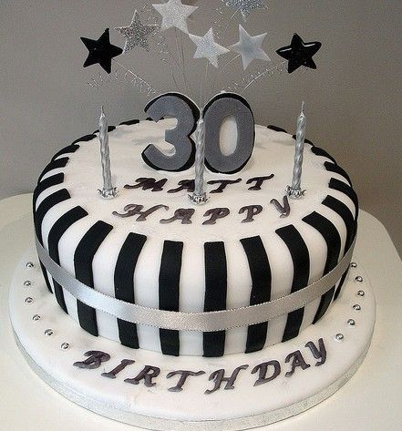 30th Birthday Cakes For Men 209
