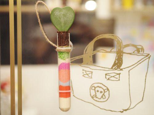 Norang Coffee and Craft I Kids craft project I Seoul, Korea I Norangbox I Norang cafe
