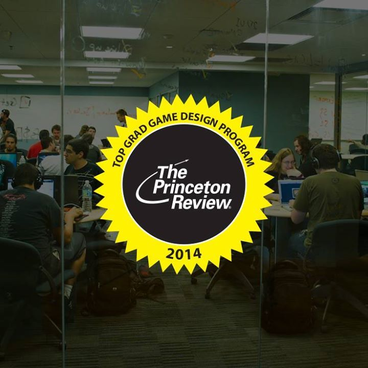 The Princeton Review Names Full Sail A Top Graduate School To Study - Full sail university game design