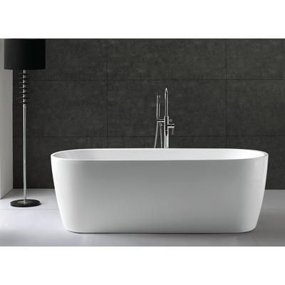 jade bath - clyde free-standing tub - ba1822 - home depot canada