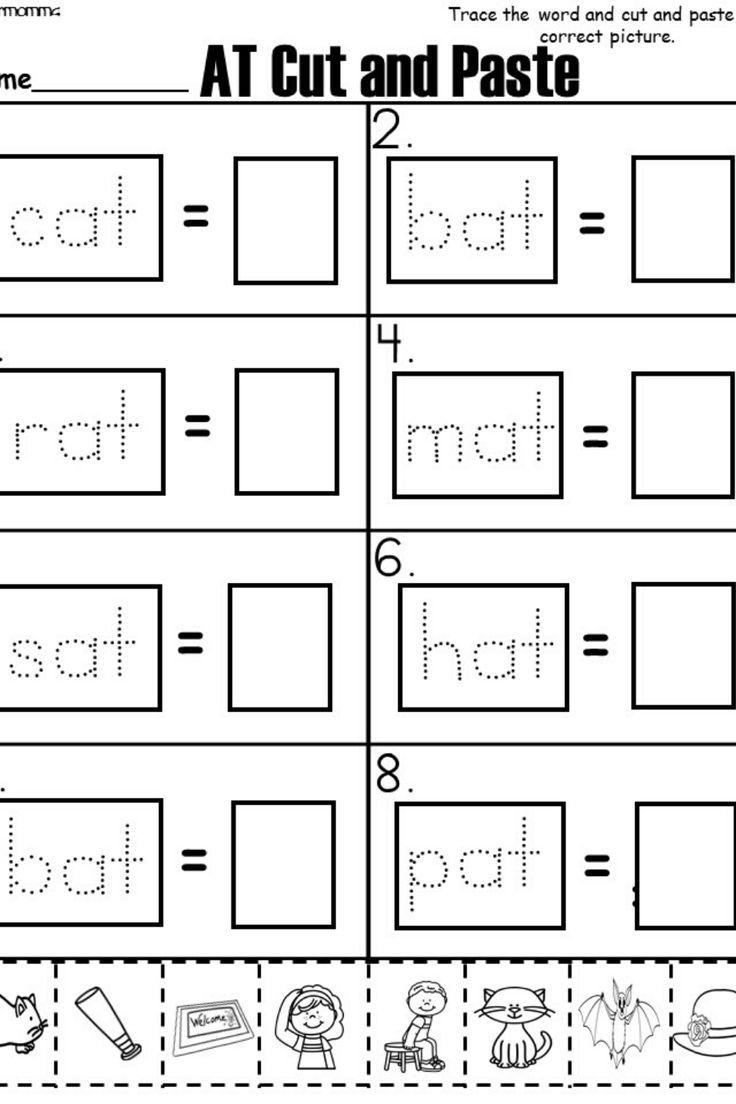 Cvc At Family Worksheet Word Family Activities Family Worksheet Kindergarten Literacy Worksheets [ 1104 x 736 Pixel ]