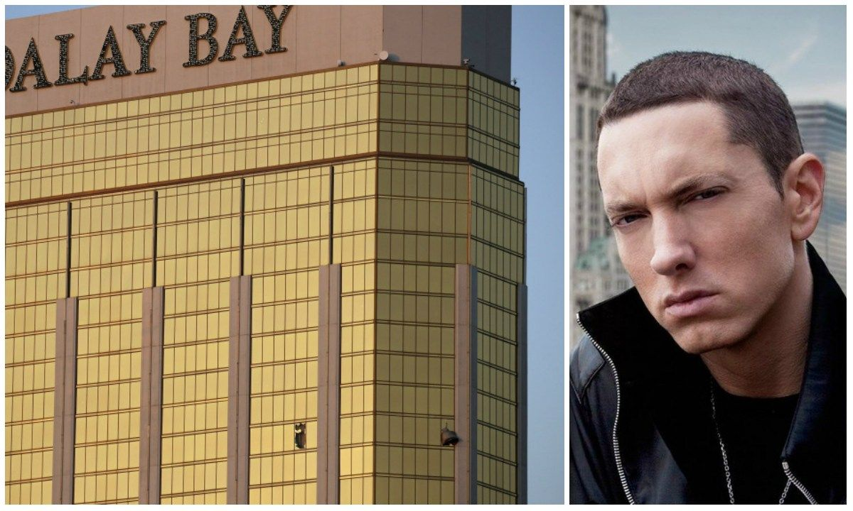 Eminem Likens Himself To Las Vegas Shooter Stephen Paddock In New