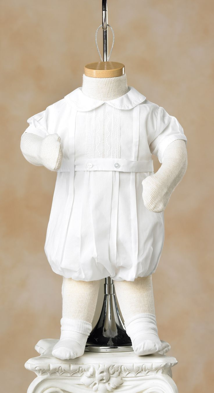 Best dress to wear to a baptism  lds blessing day clothes  Found on whiteelegance  Baby