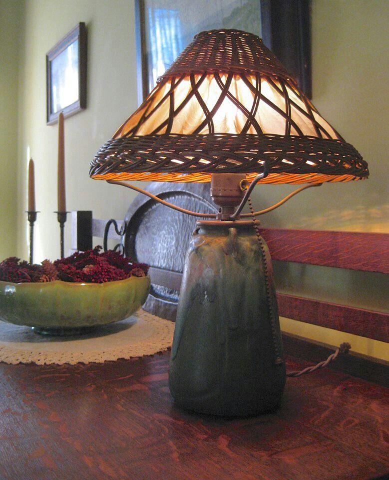 Bungalow Arts & Crafts Craftsman Lamp Lighting