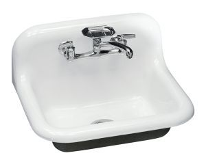 Kohler k 5980 sutton tm utility sink unfortunately - Discontinued kohler bathroom sink faucets ...