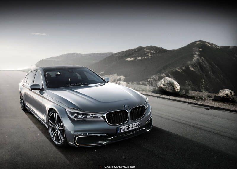 2016 BMW 7 Series G11 Front