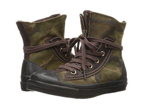 Converse Chuck Taylor® All Star® Combat Boot X Hi Burnt