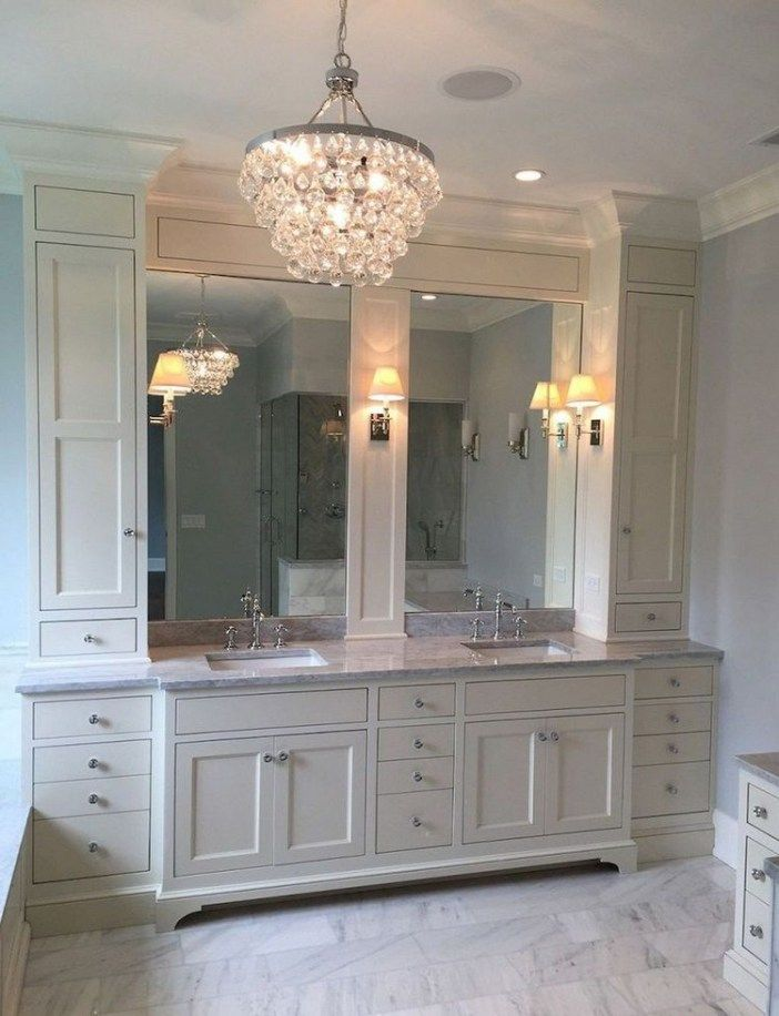 105 Lovely Master Bathroom Remodel Ideas Page 20 Of 108 Bathroom Vanity Designs Bathroom Remodel Master Vanity Design