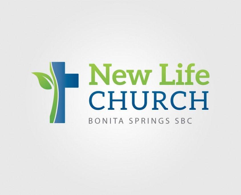 New Life Church Logo Design | Church logo, Logos design ...