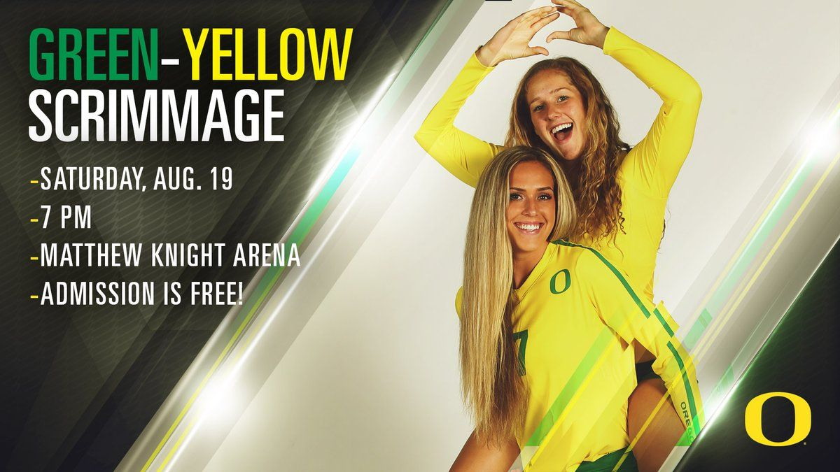 Green Yellow Scrimmage Set For Saturday At Mka Women Volleyball Volleyball News Volleyball