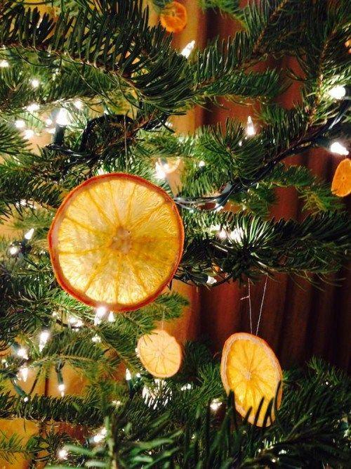 Edible Dried Fruit Christmas Tree Ornament Www Woodz Co