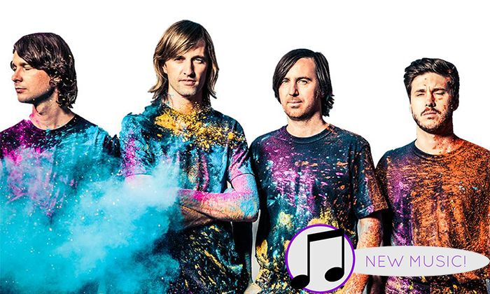 Cut Copy – We Are Explorers  For fans of the 80s. Indie Disco at its finest.