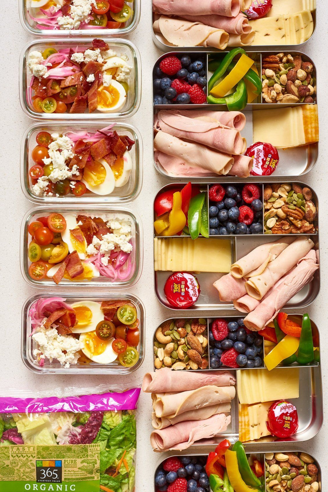 Meal Prep Plan: A Week of Easy Meals for Busy People images