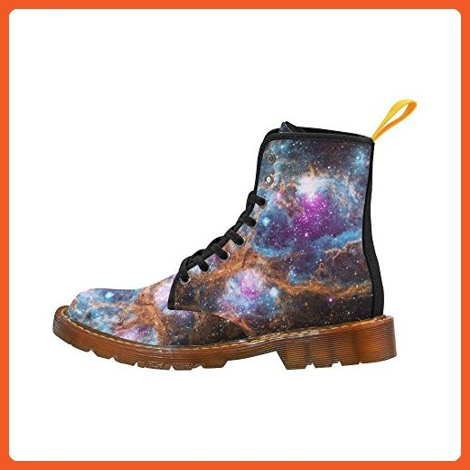 LEINTEREST galaxy Martin Boots Fashion Shoes For Women