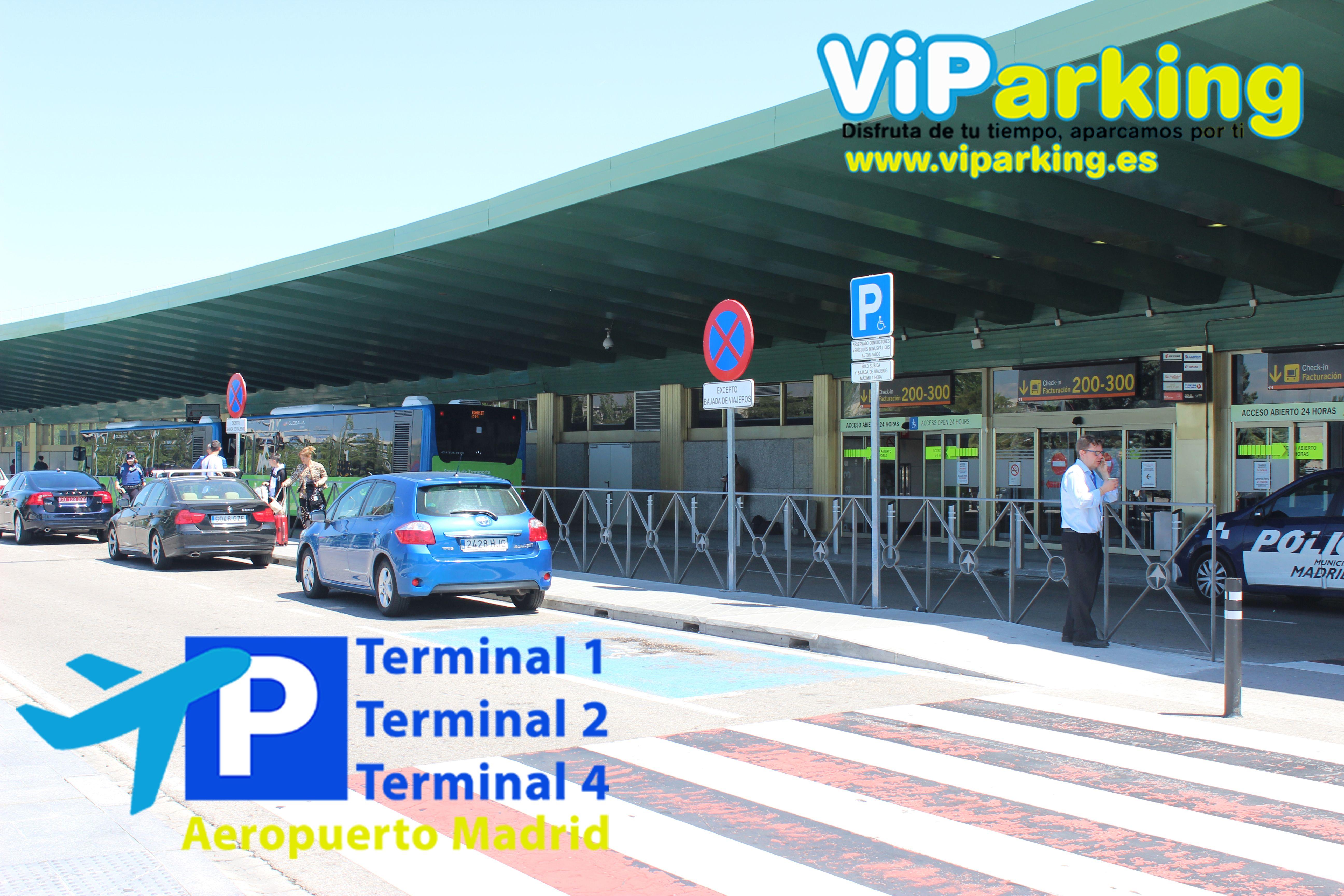Parking Aeropuerto Madrid T1 Parking Aeropuerto Madre