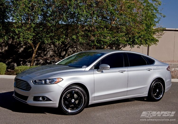 2013 Ford Fusion Custom Rims Ford Fusion Pinterest Ford Fusion