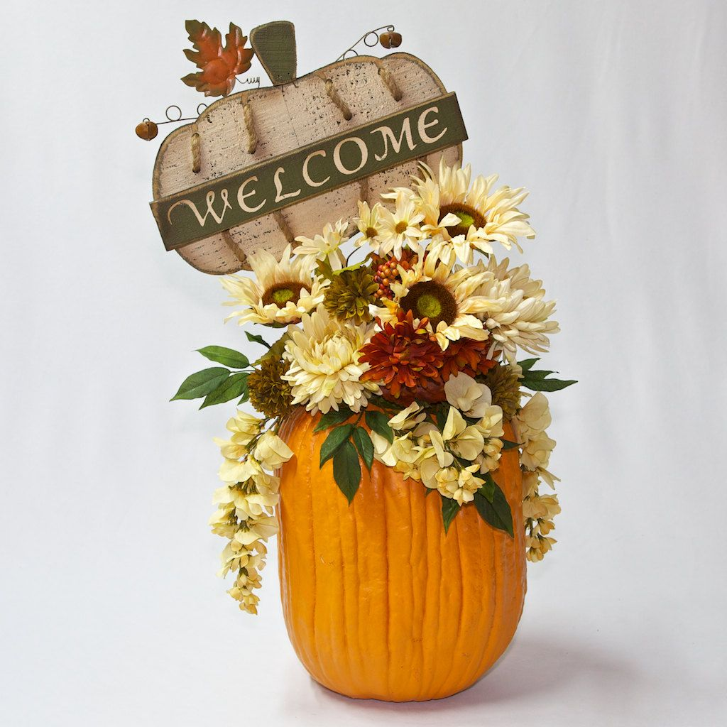 fall office decorations. Holiday Pumpkin Decoration With Wood \ Fall Office Decorations