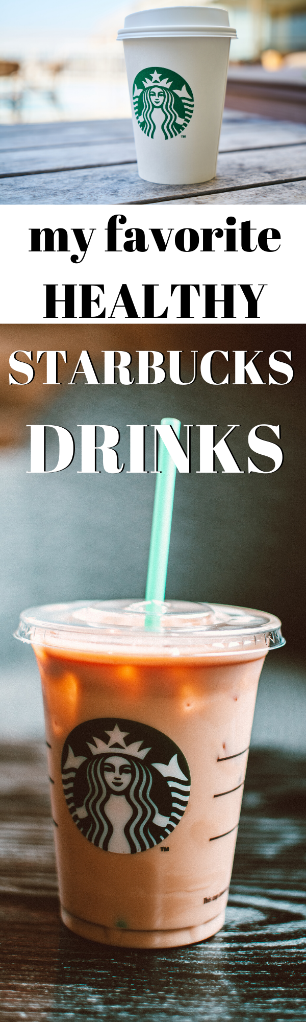 Healthy Starbucks CoffeeOptions in 2020 Healthy