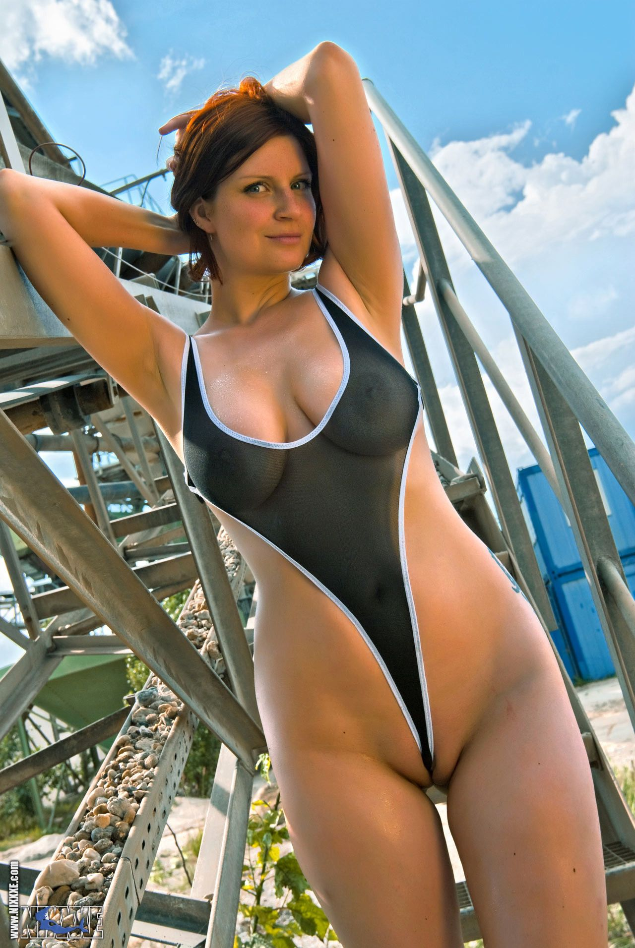 Suggest you Hot women in revealing bikinis consider