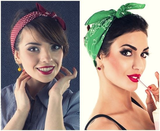 Cute And Simple Bandana Hairstyles For Short Hair How I