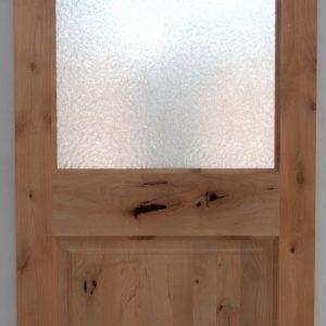Interior Door With Window Insert