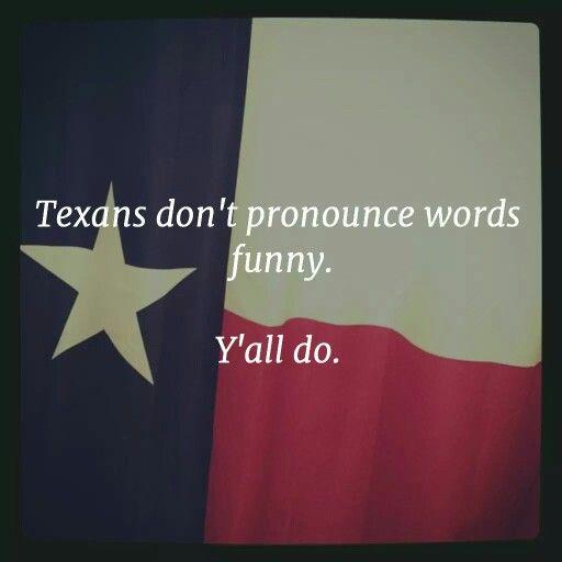 Texas humor, y'all