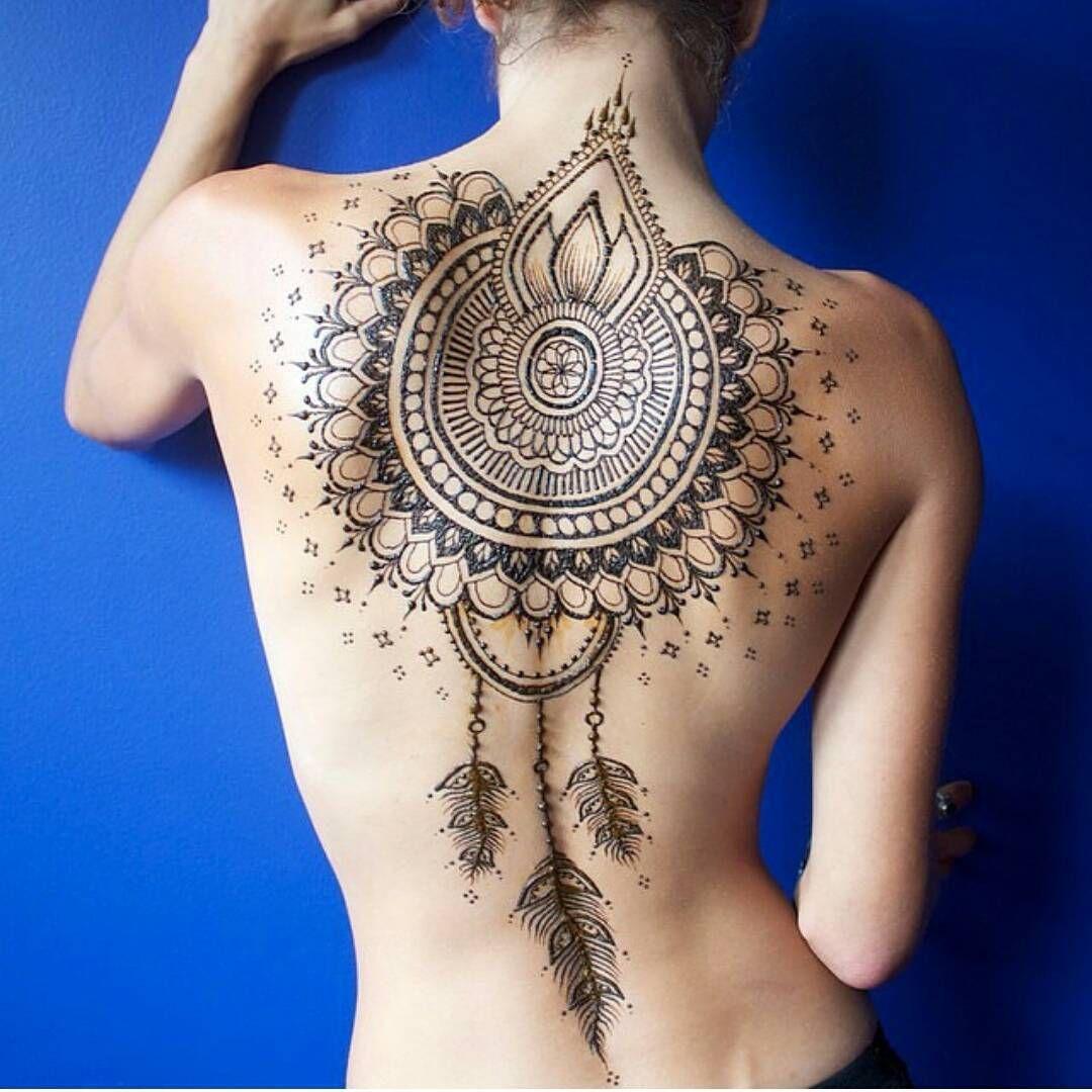 «Artist?  @ritualbydesign #henna #mendhi #mandala»
