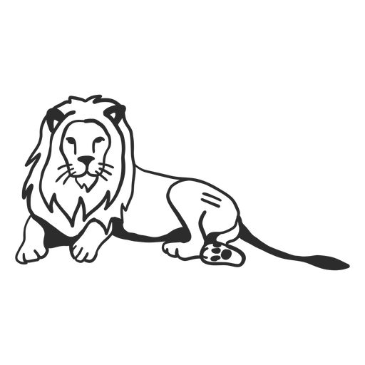 Lion King Tail Mane Doodle Ad Affiliate Affiliate King Doodle Mane Lion Animal Illustration Doodles Call Art