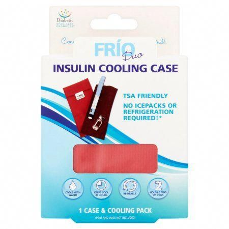 Frio Duo Insulin Cooling Case Survivalskillsstudent In 2020 Packing A Cooler Cool Cases Case