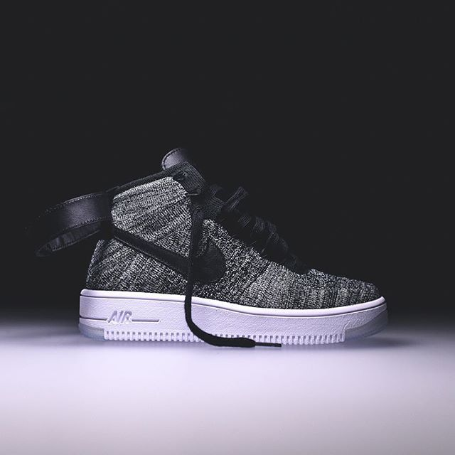 new style 0b4f0 80456 Nike WMNS Air Force 1 Ultra Flyknit. Available at the Kith Women s Store,  Brooklyn