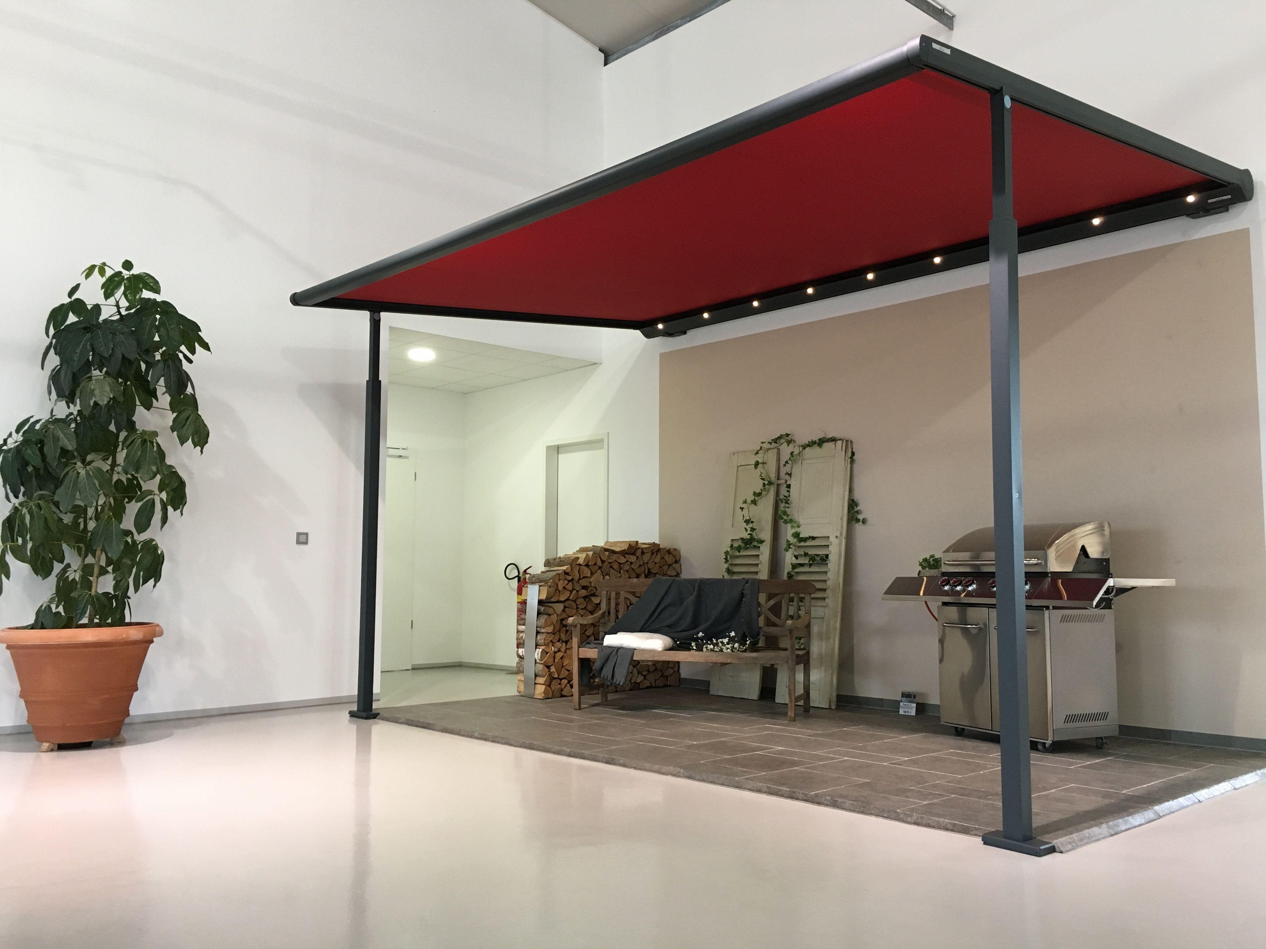 die neue pergola markise von weinor k nnen sie sich jetzt in unserer ausstellung in. Black Bedroom Furniture Sets. Home Design Ideas