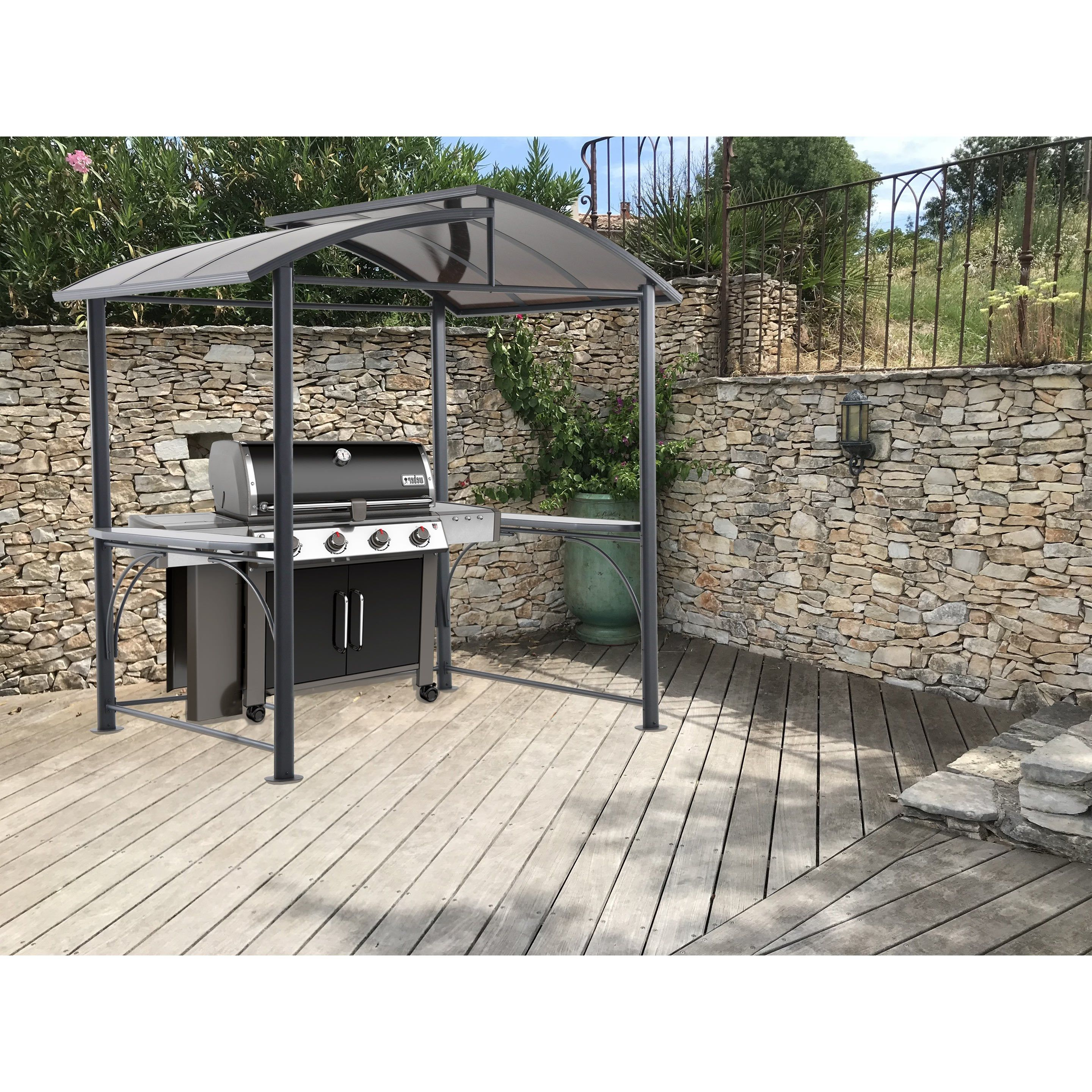 epingle par denis sur abris barbecue en
